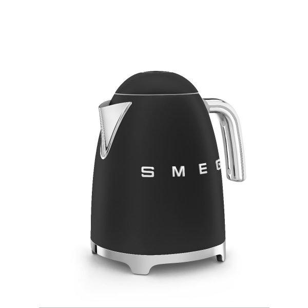 SMEG - Waterkoker - Waterkoker Mat Zwart