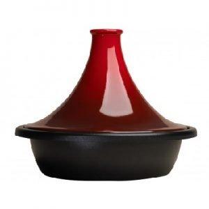 LE CREUSET - Tajines - Tajine 35cm Rood