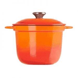 LE CREUSET - Signature - Cocotte Every Oranjerood 18cm