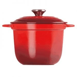 LE CREUSET - Signature - Cocotte Every Kersenrood 18cm