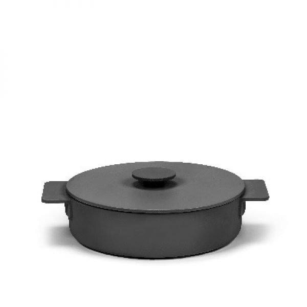SERAX - Surface - Braadpan zwart 26cm h9