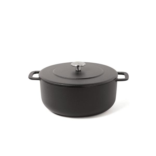 COMBEKK - Braadpan - Braadpan 24cm zwart