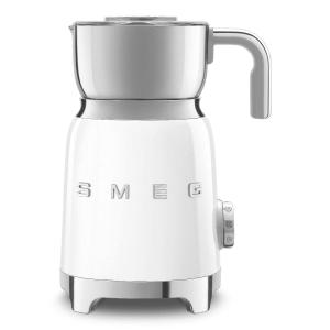 SMEG - Koffie - Melkopschuimer MFF01BLEU Wit
