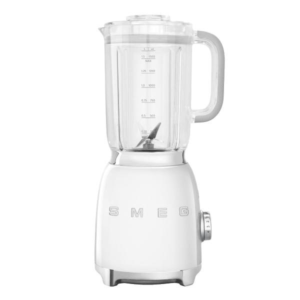 SMEG - Blender - BLF01BLEU Blender wit