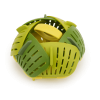 JOSEPH JOSEPH - Lotus - Stoommandje opvouwbaar groen
