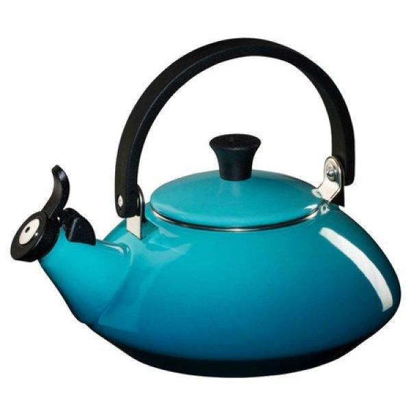 LE CREUSET - Zen - Fluitketel 1.5l Caribbean Blue