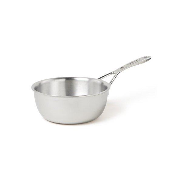 DEMEYERE - Silver 7 - Conische Sauteuse 18cm 1