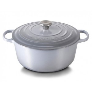 LE CREUSET - Signature - Braadpan 20cm Mist Grey