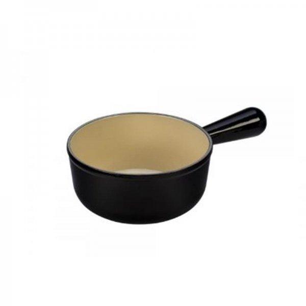 LE CREUSET - Gietijzer - Steelpan zonder deksel Mat Zwart 18