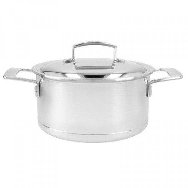 DEMEYERE - Silver 7 - Kookpan 22cm 4