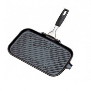 LE CREUSET - Grills - Grill 36x20cm zwart
