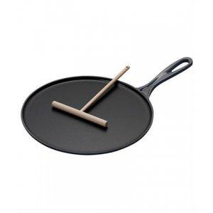 LE CREUSET - Crepespannen - Crepespan 27cm +beslagverdele