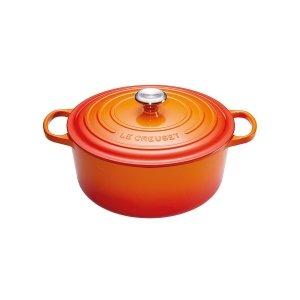 LE CREUSET - Signature - Braadpan 22cm Oranje