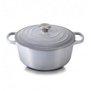 LE CREUSET - Signature - Braadpan 24cm Mist Grey