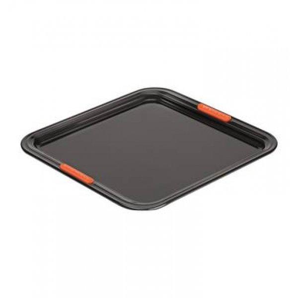 LE CREUSET - Patiliss - Rechthoekige bakplaat 31cm zwart