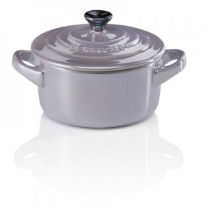 LE CREUSET - Metallics - Mini braadpan 10cm Bluebell Purple