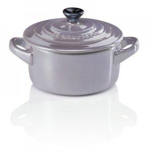 LE CREUSET - Metallics - Mini braadpan 10cm Bluebell Purple