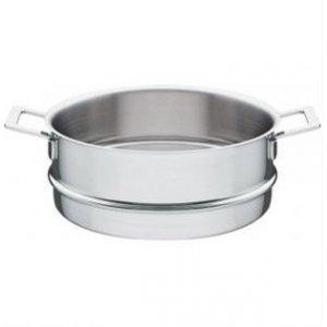 A DI ALESSI - Pots&Pans - Stoompan 24cm