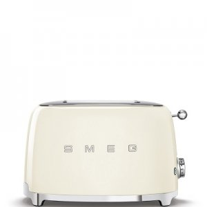 SMEG - Broodrooster - TSF01CREU Broodrooster 2x2 Creme