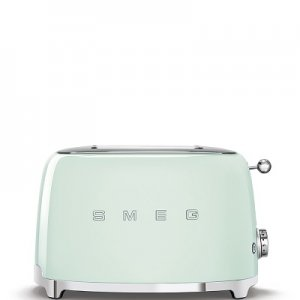 SMEG - Broodrooster - TSF01PGEU Broodrooster 2x2 Groen