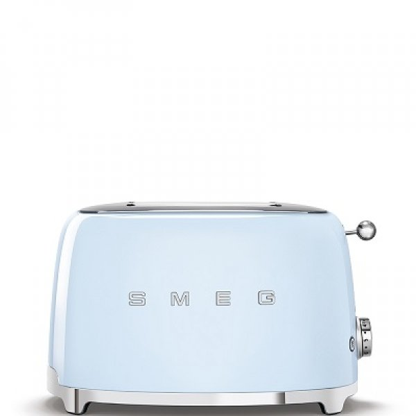 SMEG - Broodrooster - TSF01PBEU Broodrooster 2x2 Blauw