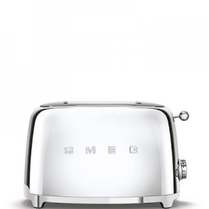 SMEG - Broodrooster - TSF01SSEU Broodrooster 2x2 Chroom
