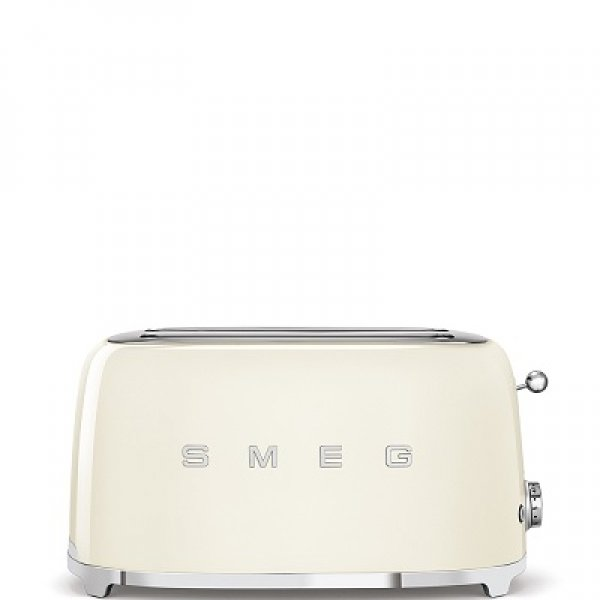 SMEG - Broodrooster - TSF02CREU Broodrooster 2x4 Creme