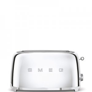 SMEG - Broodrooster - TSF02SSEU Broodrooster 2x4 Chroom