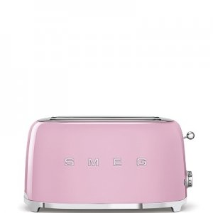 SMEG - Broodrooster - TSF02PKEU Broodrooster 2x4 Roze