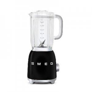 SMEG - Blender - BLF01BLEU Blender Zwart