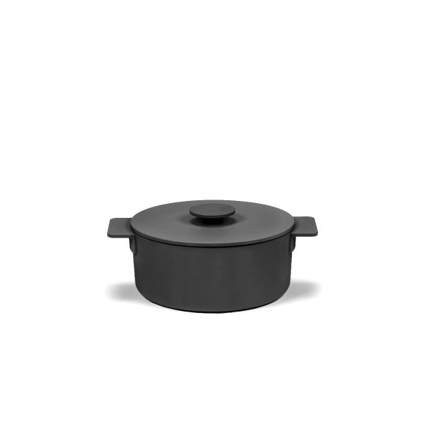 SERAX - Surface - Braadpan Black 23cm h12 3