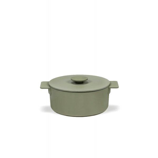 SERAX - Surface - Braadpan groen 23cm h12 3