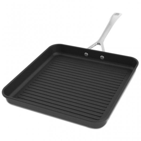 LE CREUSET - Les Forgees - Anti-aanbak grillpan Zwart 28cm