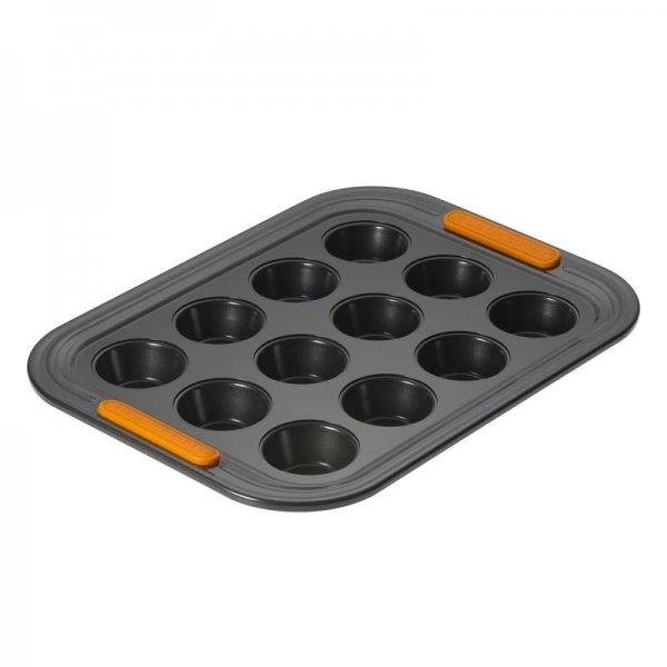 LE CREUSET - Patiliss - Bakvorm 12 mini- muffins 30x23cm