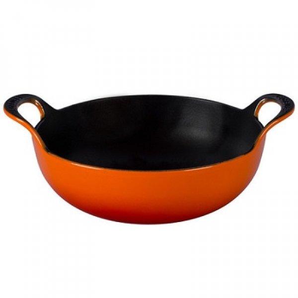 LE CREUSET - Signature - Balti-dish 24cm Oranje