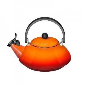 LE CREUSET - Zen - Fluitketel 1.5l Oranje