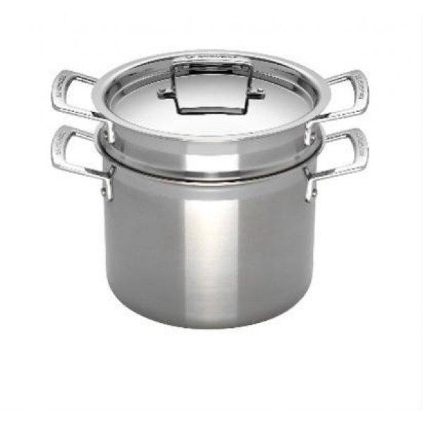 LE CREUSET - Magnetik - Kookpan met deksel 18cm 2