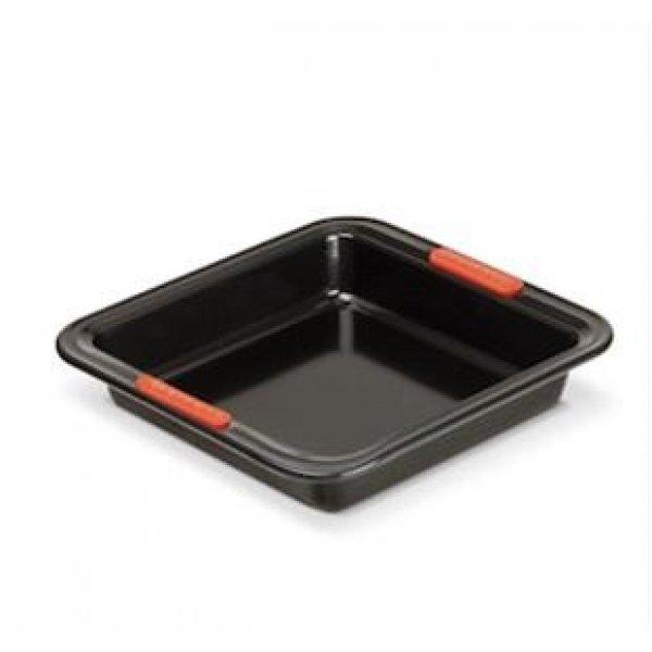 LE CREUSET - Patiliss - Vierkante bakvorm 23cm zwart