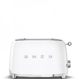 SMEG - Broodrooster - TSF01WHEU Broodrooster 2x2 Wit