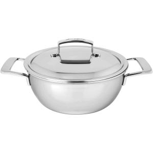 DEMEYERE - Silver 7 - Conische sudderpan 24cm 3