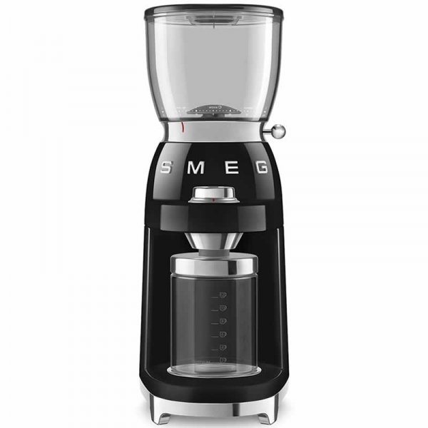 SMEG - Koffie - Koffiebonenmolen CGF01BLEU Zwart