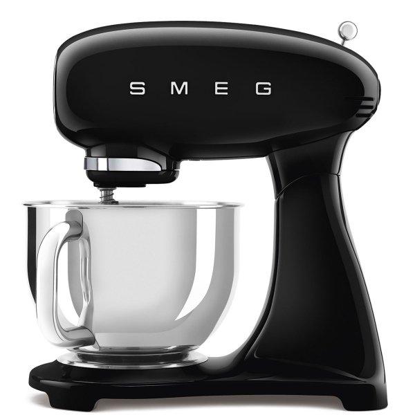 SMEG - Keukenmachine - SMF03BLEU Keukenmixer Zwart