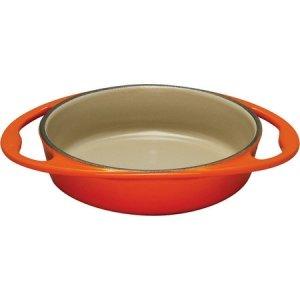 LE CREUSET - Gietijzer - Tarte Tatin vorm 25cm Oranje
